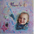 Volume 39. Transfert d'image sur toile et Texture en acrylique à télécharger