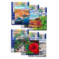 Série Cours de peinture en vidéo, volumes 13 à 18 a télécharger