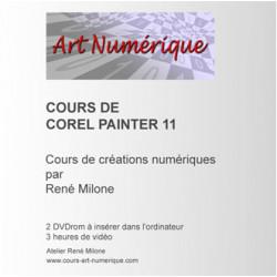 Cours de Corel Painter 11 à télécharger
