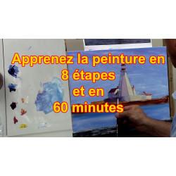 Cours de peinture spécial débutant
