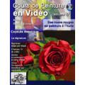 Volume 17 Des roses rouges en peinture à l'huile a télécharger