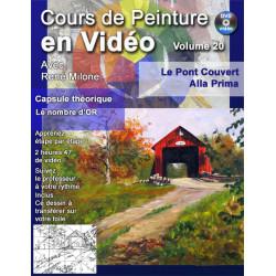 Volume 20 Le pont couvert en peinture à l'huile a télécharger