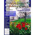 Volume 21 Le printemps en peinture acrylique a télécharger