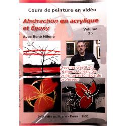 Volume 35. Abstraction en acrylique et Époxy à télécharger