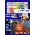 Volume 6 Un chat au soleil en peinture à l'huile