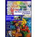 Volume 8 Des fleurs expressives à l'acrylique a télécharger