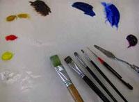 Comment faire du vert en peinture acrylique - Comment faire du vert en peinture ...