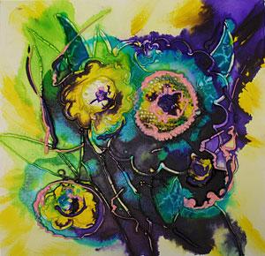 apprendre peinture abstraite