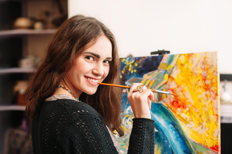 peinture spécial débutant
