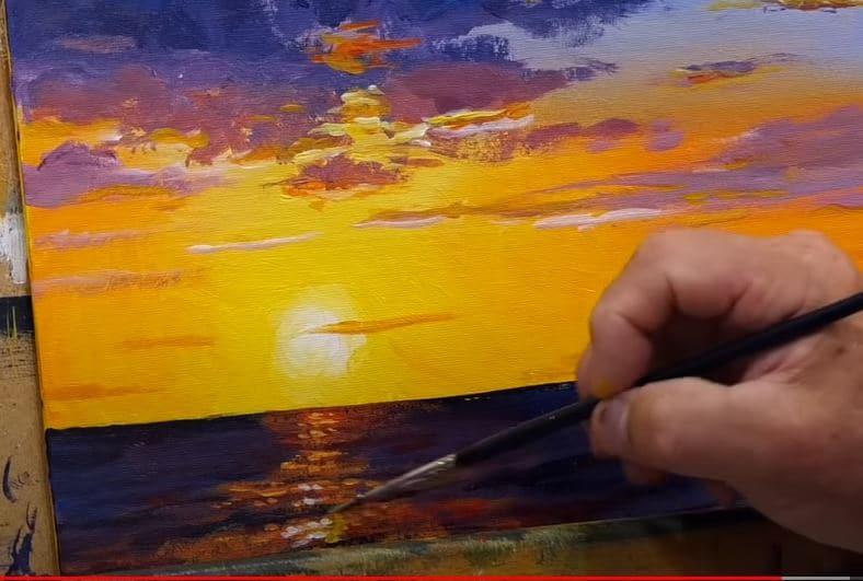 Ne pas manquer d'inspiration en peinture